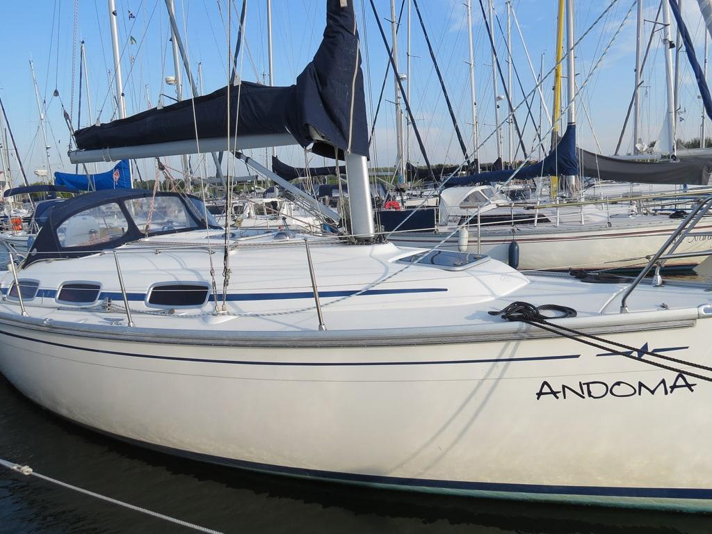 Bavaria 30 Cruiser Andoma