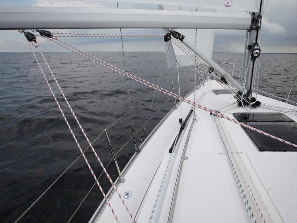 Zeilboot Bavaria 34