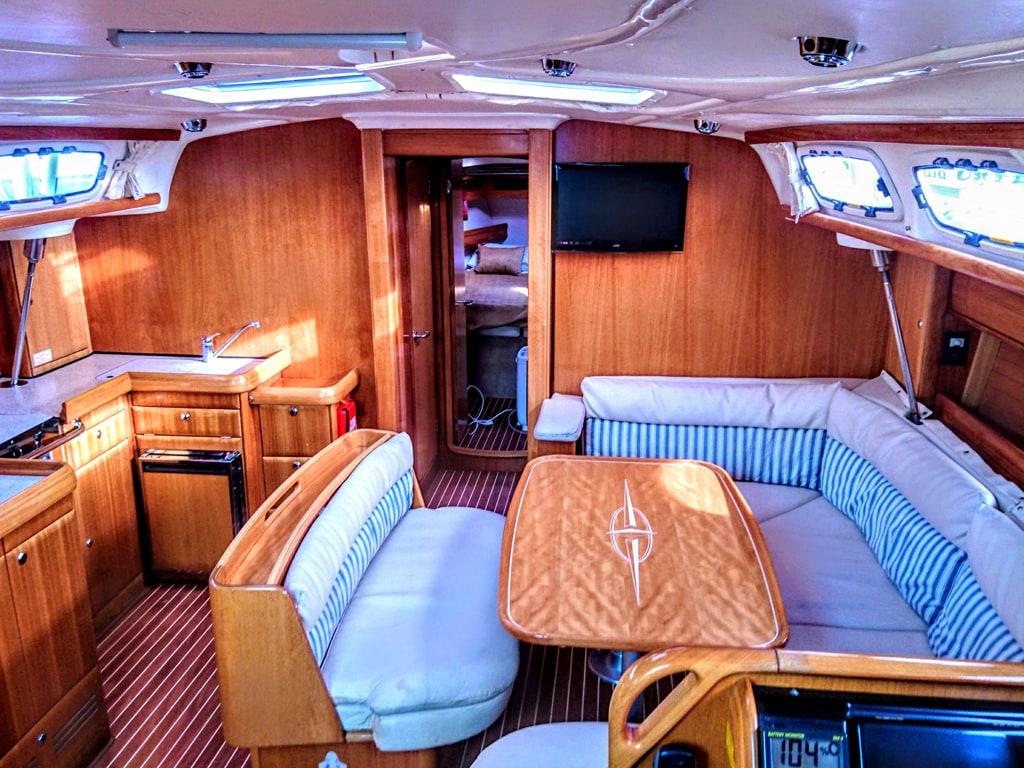 Bavaria 46 Cruiser Sanne