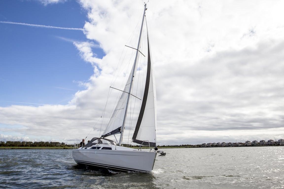 Zeilboot Hanse 325