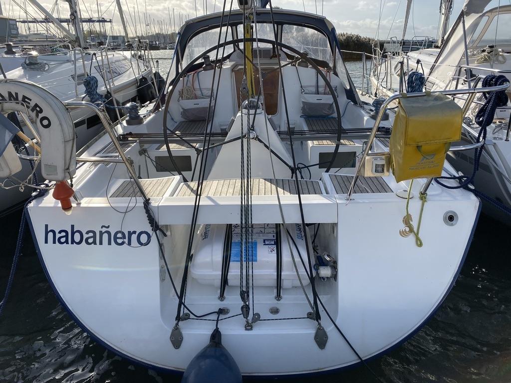 Zeiljacht Beneteau First 36.7 Habanero